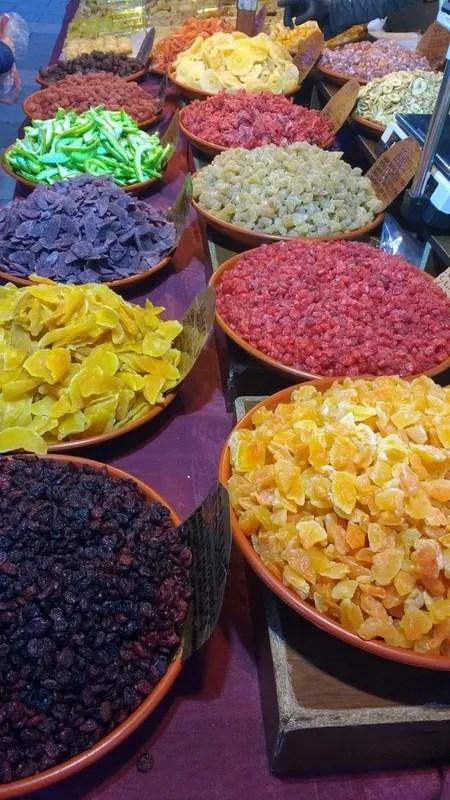 Medieval Market Almuñécar Mercado Medieval - usually for 3 days in December.