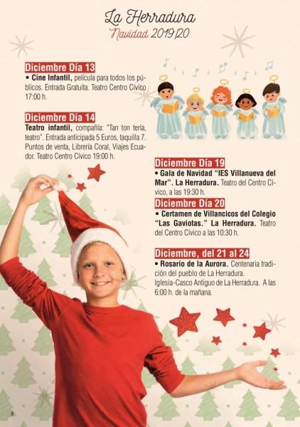 La Herradura Spain Christmas Program 2019
