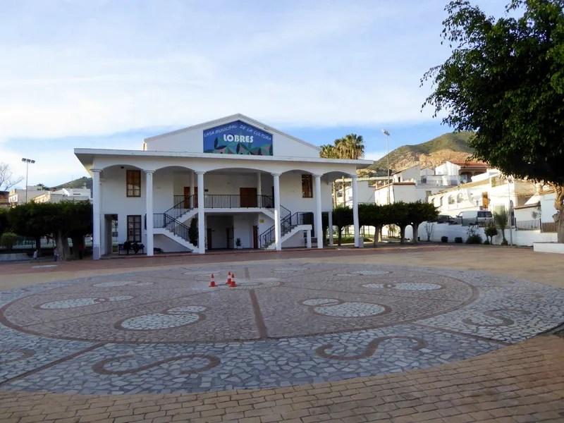 Casa de Cultura Lobres, Salobreña