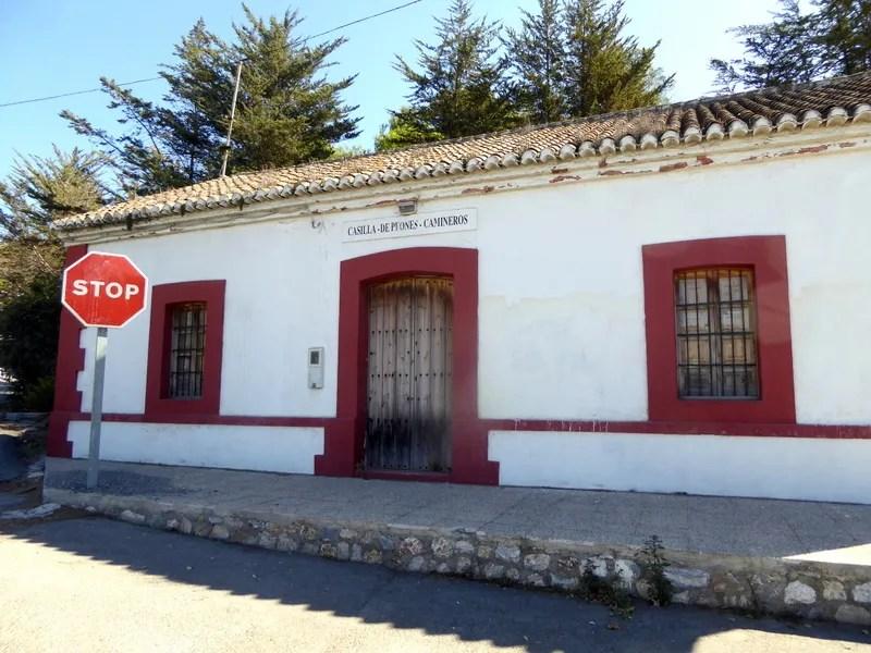 N340 Almunecar Casillas de Peones Camineros Road worker house