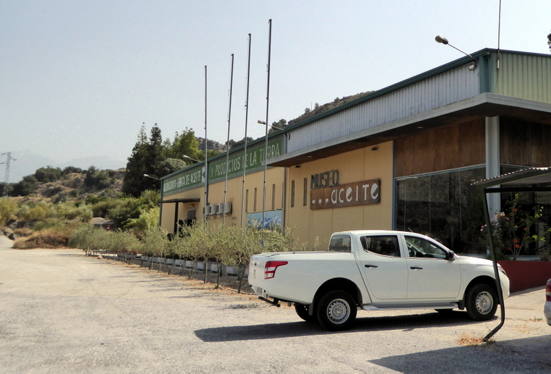 Museum of Olive Oil (Museo Aceite Andaluz)