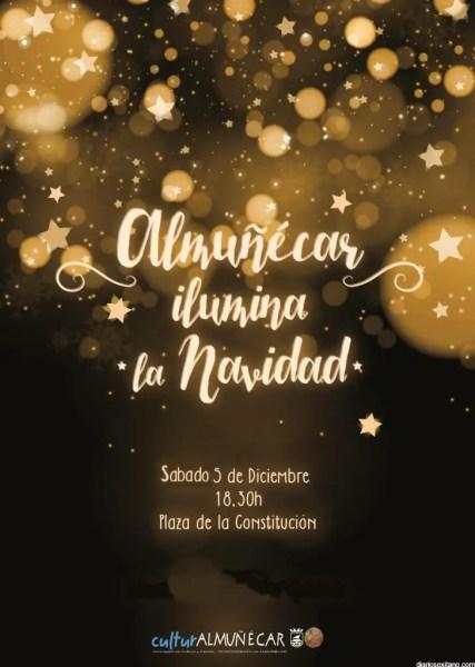 December 5 - Holiday Lights Turn On - Almuñécar & La Herradura Read more on Almunecarinfo.com