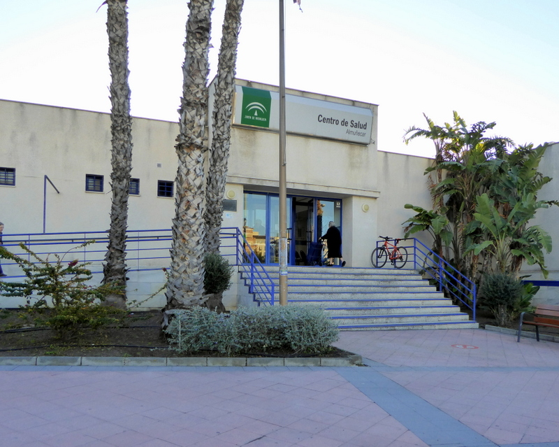 Centro de salud Almuñécar