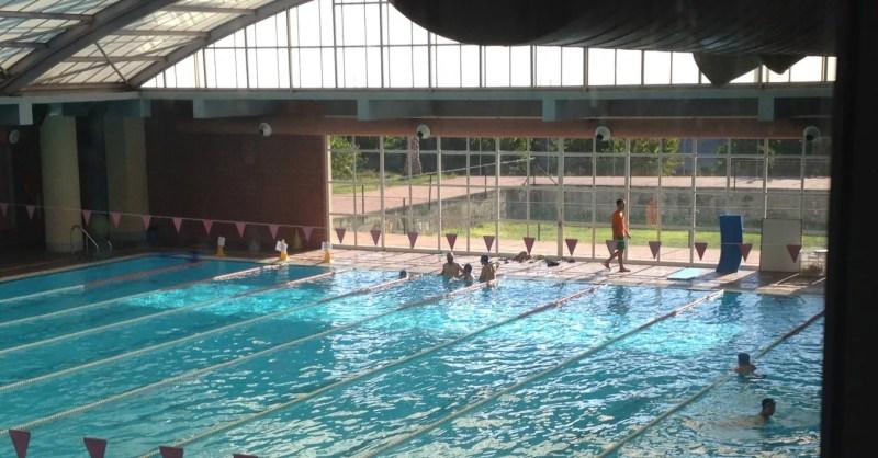 Almuñécar Municipal Swimming Pool