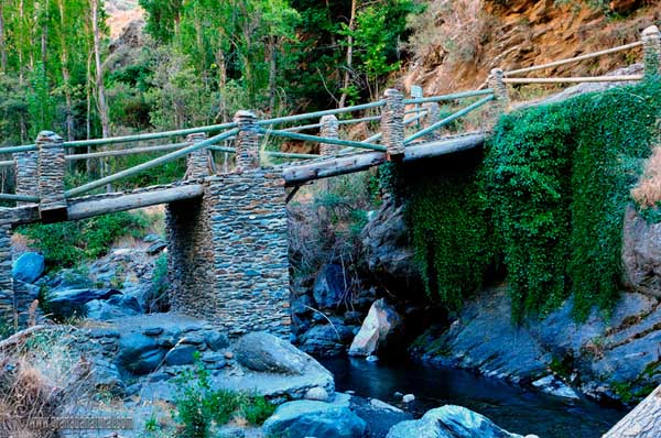 PUENTE ABUCHITE (CAPILEIRA) Photo source: Hotel rural La Alpujarra