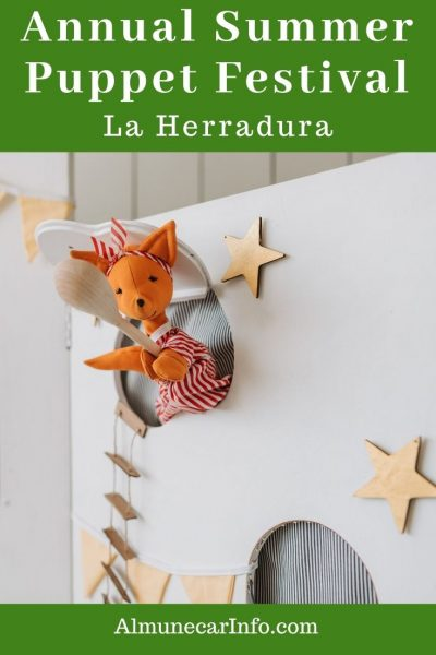 Each summer, we can all experience the annual La Herradura Puppet Festival! Suitable for everyone, we will share all of the details with you. Read more on Almunecarinfo.com