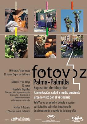 Cartel exposición Fotovoz