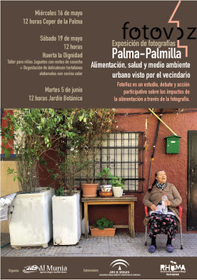 Cartel FotoVoz Palma-Palmilla