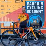 El ciclista almussafeny Eric Valiente continua en la categoria World Tour