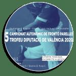 El Diputació de València de Frontó Parelles viurà les seues finals d'aquesta setmana en Almussafes