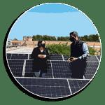 Ferma aposta de l'Ajuntament d'Almussafes per les energies renovables