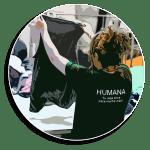 Humana recupera més de 15 tones de tèxtil usat a Almussafes al primer semestre per a donar-les una s...