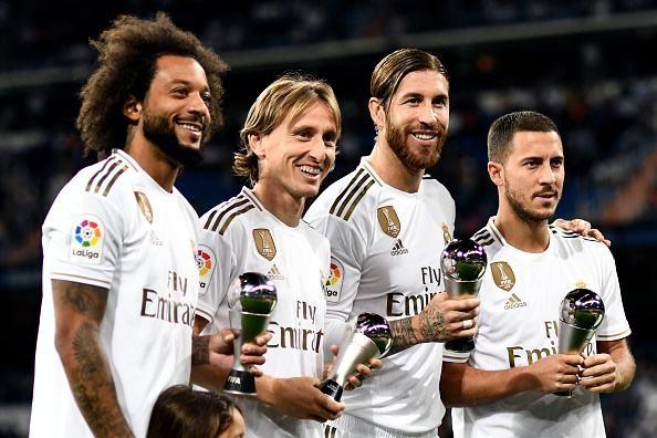 ملخص كامل مباراة ريال مدريد واتلتيكو مدريد 4 1 ديربي الجنون