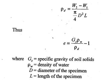 تجربة نفاذية التربة - Constant Head Permeability Test in Sand