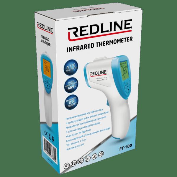 Redline infrared thermometer ft 100