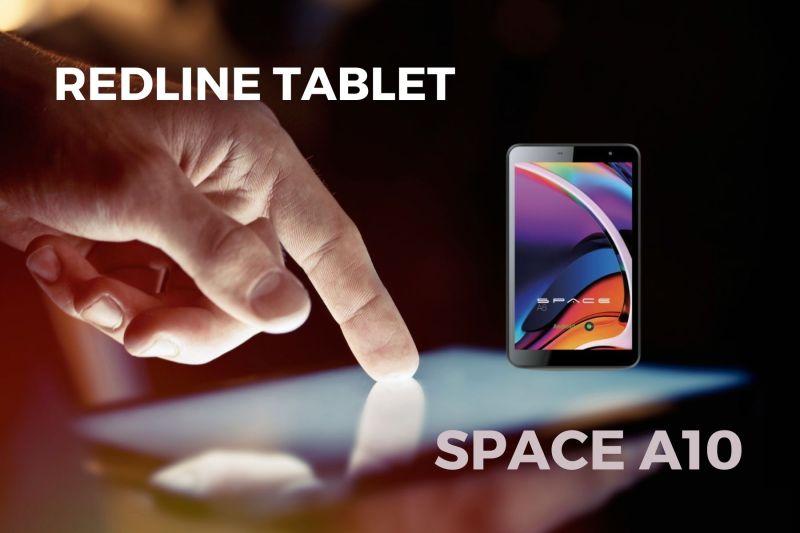 RedlineTablet Space a8