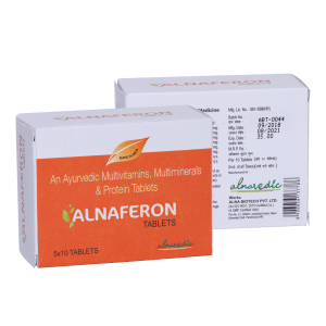 ALNAVEDIC ALNAFERON TABLET FOR MAINTAINING HEALTHY BODY