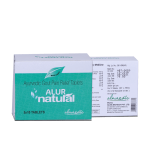 ALNAVEDIC ALUR NATURAL TABLET
