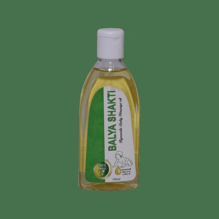 Alnavedic Balya Shakti Oil
