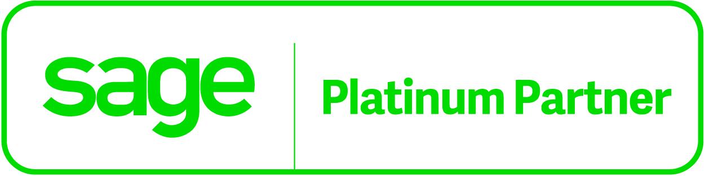 Sage Relationship - Platinum Partner logo