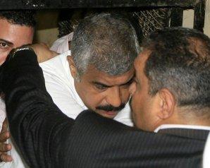 انباء عن الافراج ل هشام طلعت مصطفى بعد قضاء نصف المدة