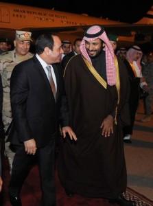 320169194312290الرئيس-السيسي-يصل-مطار-الملك-خالد-بالسعودية-(2)