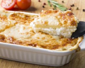طريقة إعداد البطاطس المهروسة مع الجبن لوجبة سريعة ولذيذة