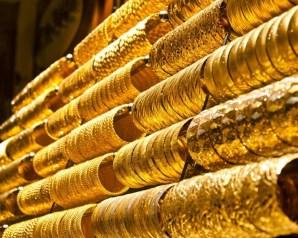الذهب يتراجع لأقل من 650 جنيها للجرام.. وعيار 21 يسجل 648