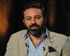 نجوم الفن والرياضة يهنئون حازم إمام بعيد ميلاده الـ43