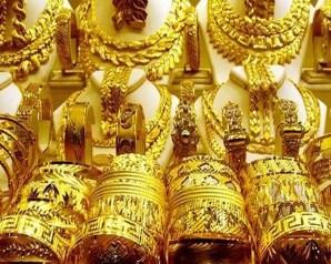 ارتفاع فى سعر جرامات الذهب النهاردة