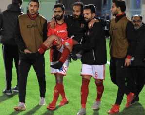 غياب وليد سليمان لمدة شهرين بسبب الإصابة