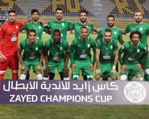 الاتحاد السكندرى يستعد لمباراة الهلال السعودى لبطولة كأس زايد