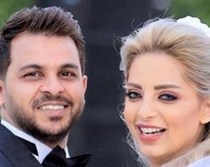حوار مى حلمى ومحمد رشاد بعد زواجهما بساعات قليلة مع عمرو أديب