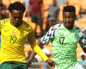 اليوم ..نيجيريا تأمل فى التأهل أمام جنوب أفريقيا