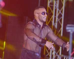 """رسميا: إيقاف """"محمد رمضان"""" عن الغناء بقرار من نقيب الموسيقيين """"هانى شاكر"""""""