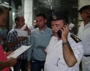 تحرير 28 مخالفة ضد كافيهات النزهة والمعادي