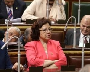 برلمانية: السيسي خاض 3 معارك شريفة في وقت واحد