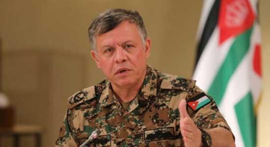 العاهل الأردني يوافق على وجود القوات الأمريكية في بلاده