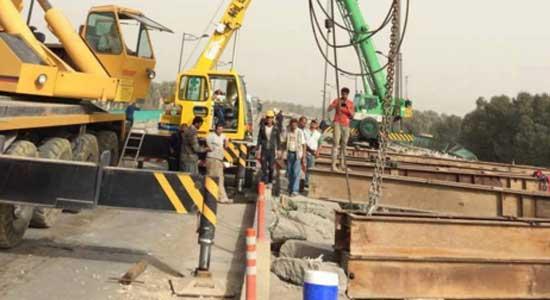 عمليات بغداد تعلن قطع مروري لجسر المثنى لمدة ستة أيام لغرض الصيانة
