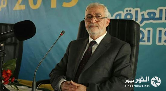 رئيس الحزب الاسلامي: اجماع امس أكد تشكيل لجنة للتعديل الوزاري وحسم الهيئات المستقلة في اسبوع