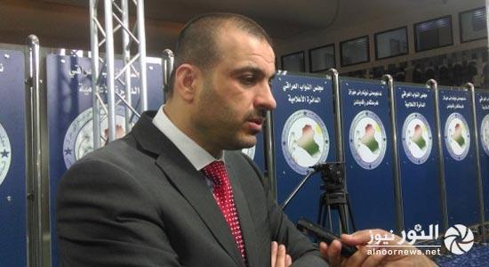 الكربولي يدعو الجهات الامنية الى تحمل مسؤولياتها تجاه تفجير الاسكندرية
