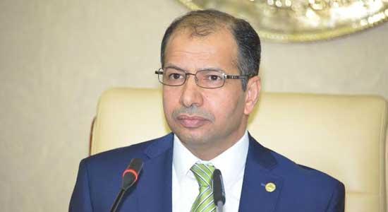 الجبوري: البرلمان غير مسؤول عن نشر أسماء المرشحين على الاعلام