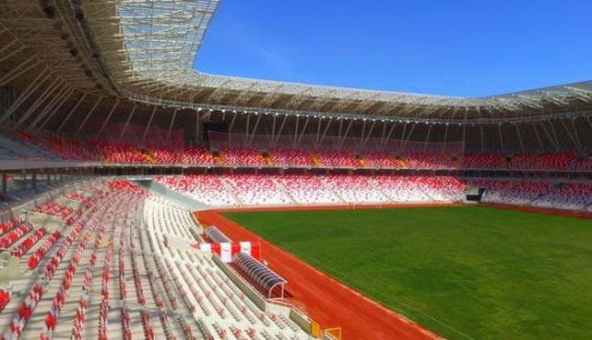 تركيا تنشئ أول ملعب صديق للبيئة