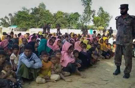 نجيب عبد الرزاق لدى ارساله سفينة مساعدات لمسلمي الروهينغا: لن يتم تجاهل معاناتهم