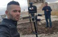 حشد محافظ نينوى المقال نوفل العاكوب يعتدون على كادر قناة فضائية