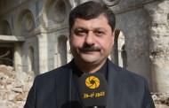 الموصل.. اتهام منظمة اممية بهدم بكنائس ونبش قبور اثرية يصل عمرها الى 800 عام  (صور)