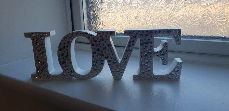 Love decoration