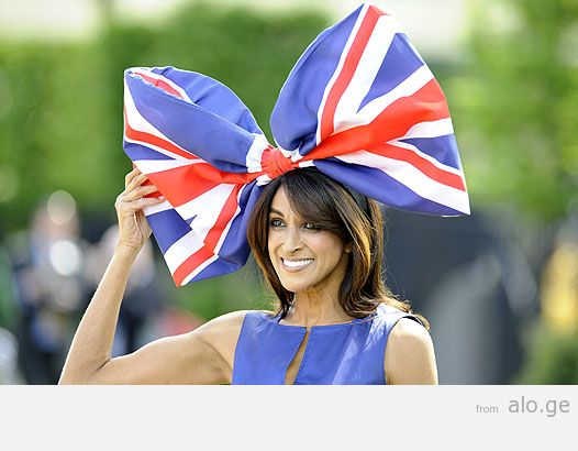 Royal Ascot 2012 - Fashion