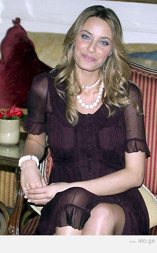 ITALY BERLUSCONI'S WIFE