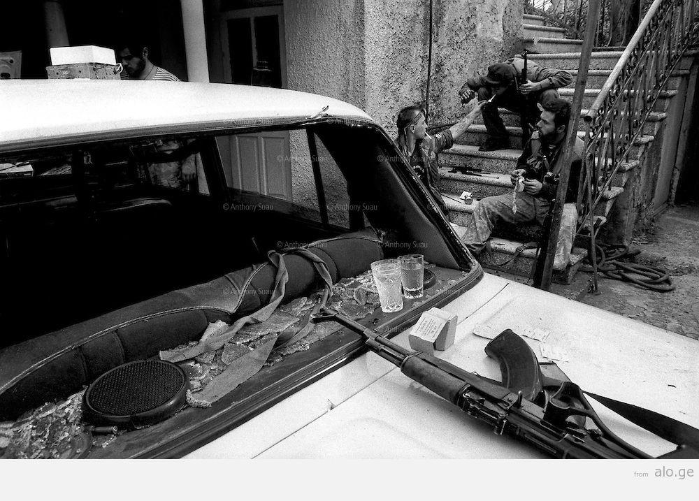 Sukhumi, Abkhazia  1993